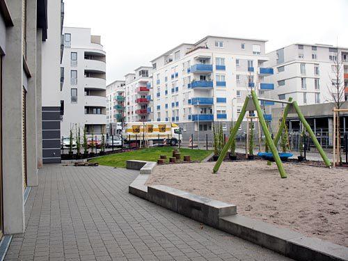 Baufeld 15, Citypark Karlsruhe (Kita) 2
