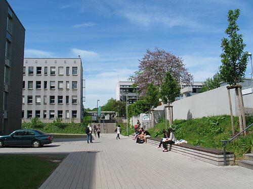 Campus Universität Landau 4