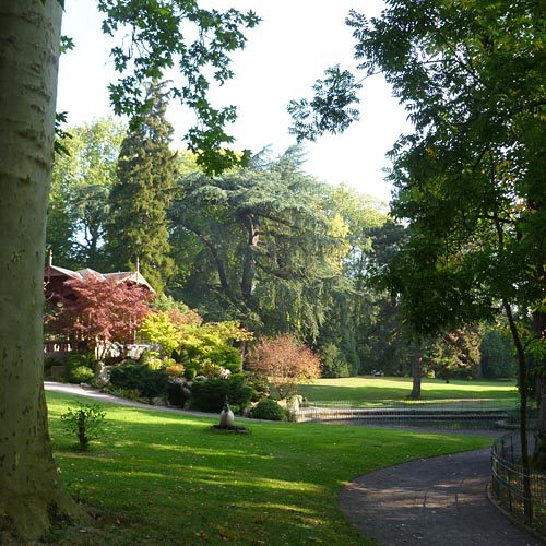 Historische Anlagen und Gartendenkmalpflege