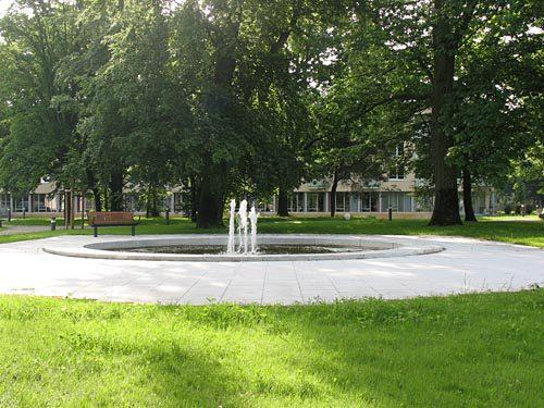 Wohnstift Nord - Fächerresidenz, Karlsruhe 1