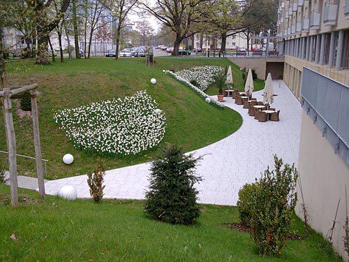 Wohnstift Nord - Fächerresidenz, Karlsruhe 2