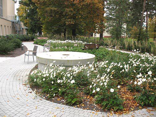 Wohnstift Nord - Fächerresidenz, Karlsruhe 3