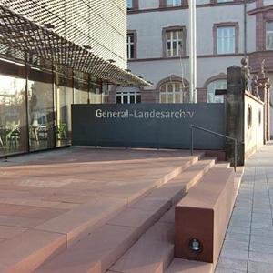 Erweiterungsbau Generallandesarchiv, Karlsruhe