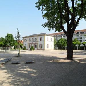 Umgestaltung Fliederplatz, Karlsruhe