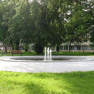 Wohnstift Nord – Fächerresidenz, Karlsruhe
