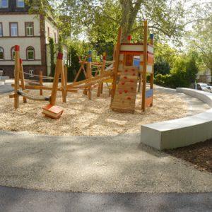 Spielplatz an der Liebensteinstraße in Lahr